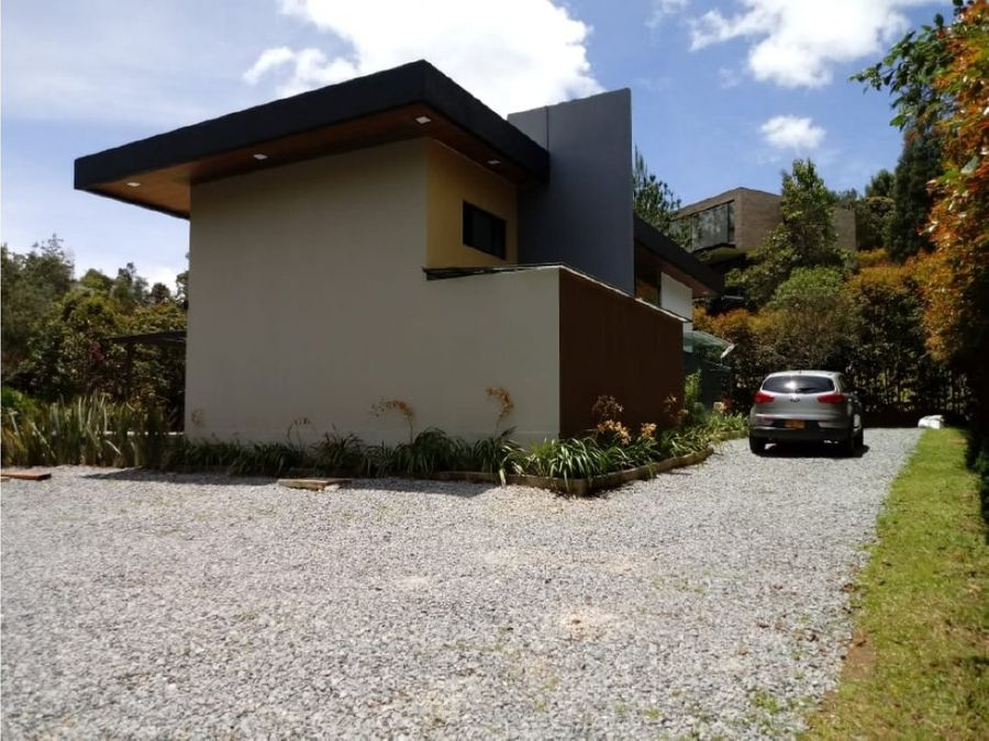 country house wamazing architecture in envigado