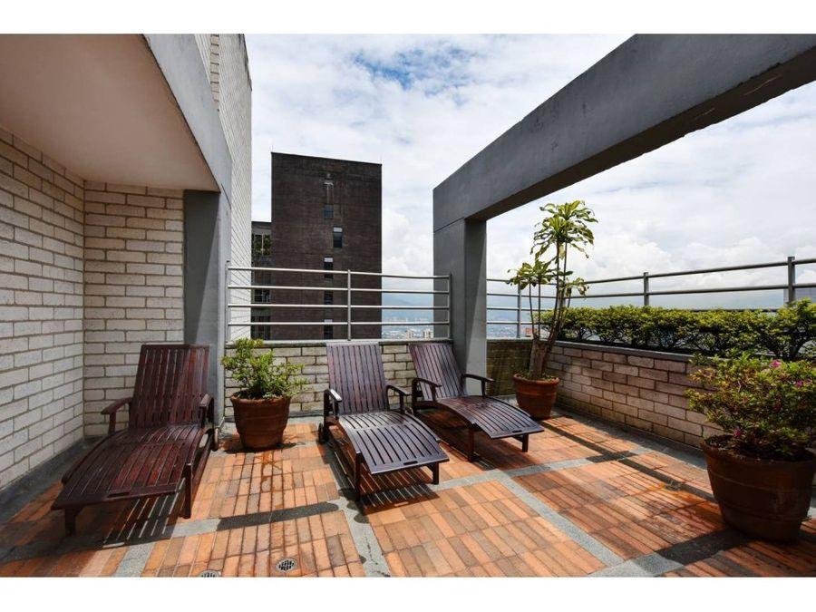 penthouse con dos suites renta corta