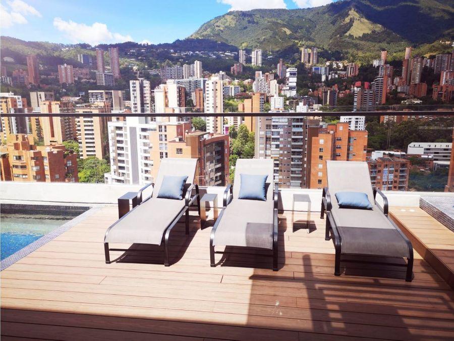 stunning penthouse w private amenities poblado