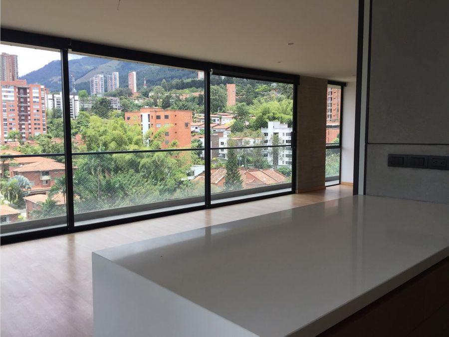 open concept apt w city view in el poblado