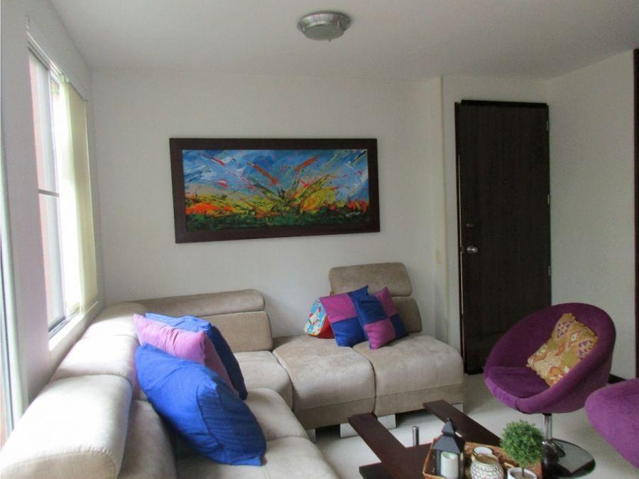 apartamento la hacienda 1 piso