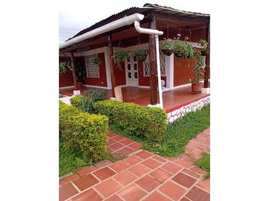 casa campestre pavas