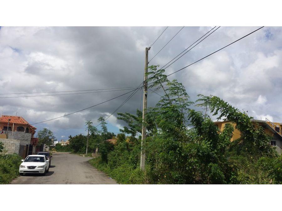 solar 313 mts en venta en la aut de san isidro