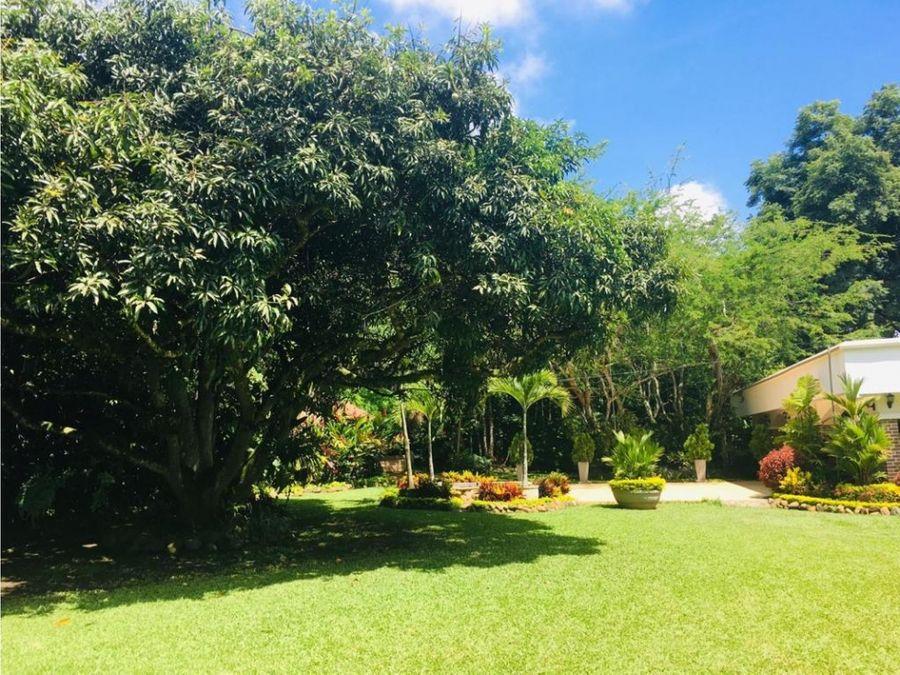 venta casa campestre ciudad jardin cali