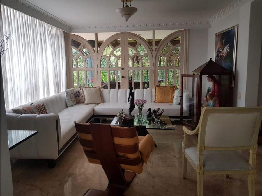 casa en venta el poblado sn lucas 345m2 1200mm
