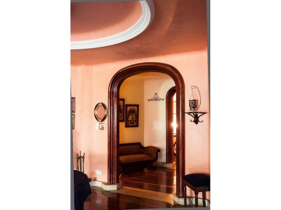 apartamento en venta rosales 227m2 1400mm