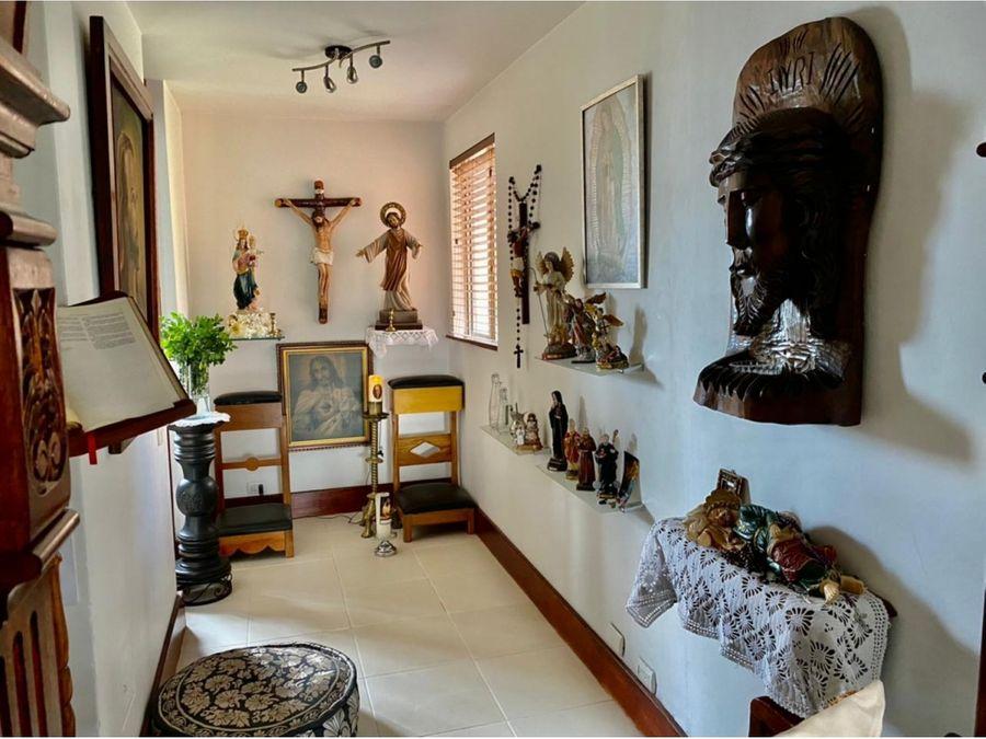 apartamento en venta poblado loma de las santas medellin