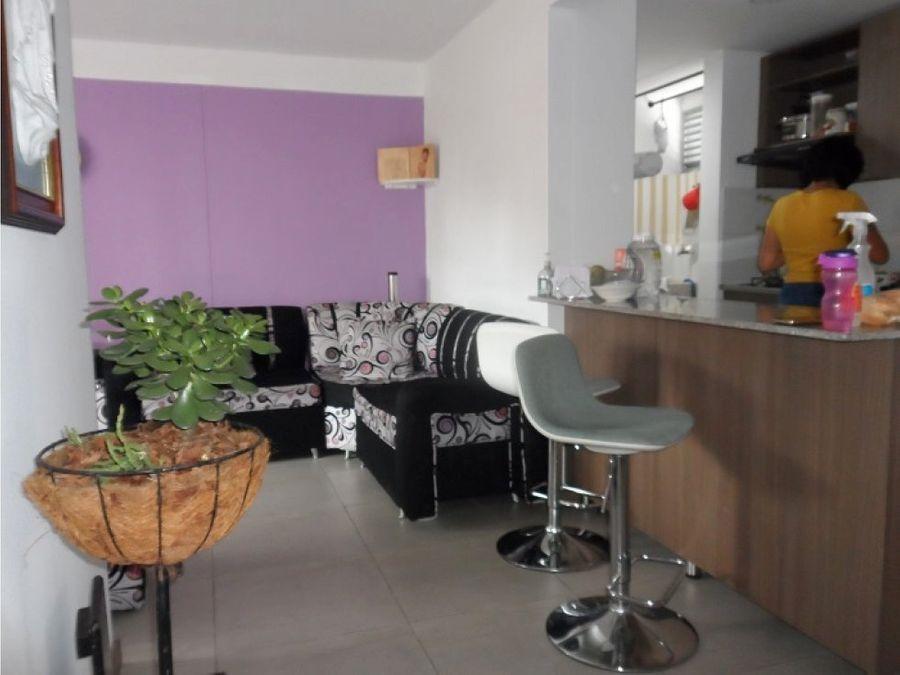 apartamento en venta la estrella zona centro 64 mt2