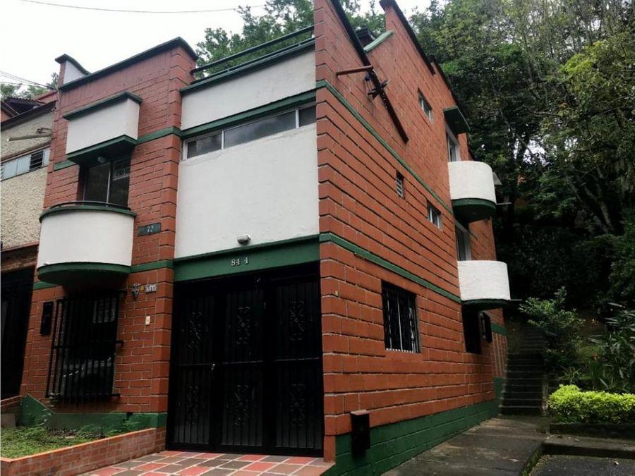 casa en venta medellin robledo 214m2 430mm