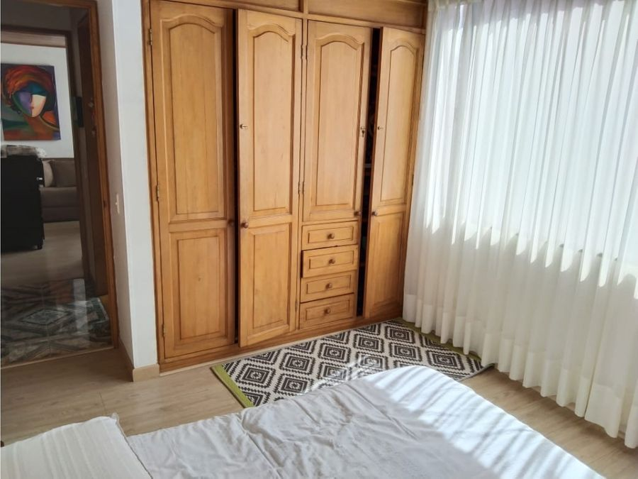apartamento en venta bogota chico norte 80m2 455 mm