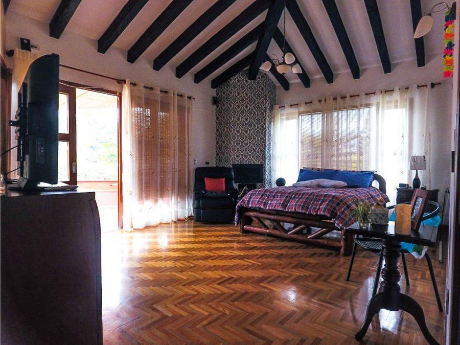 vendo casa campestre en el carmen de viboral