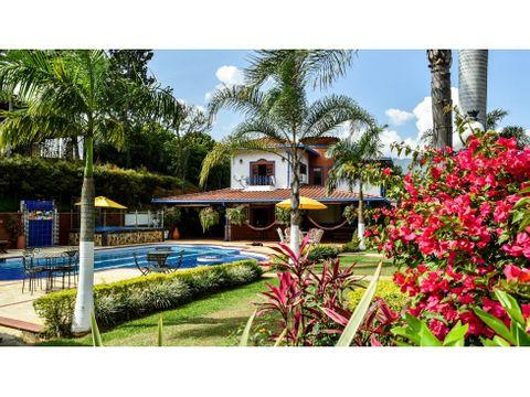 copacabana villa roca