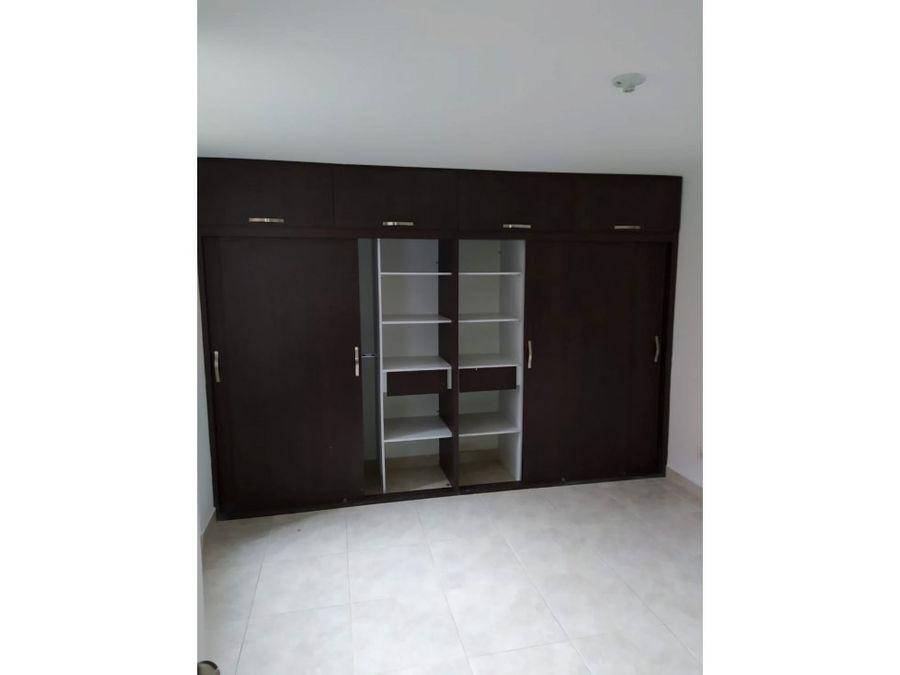 apartamento en calazans