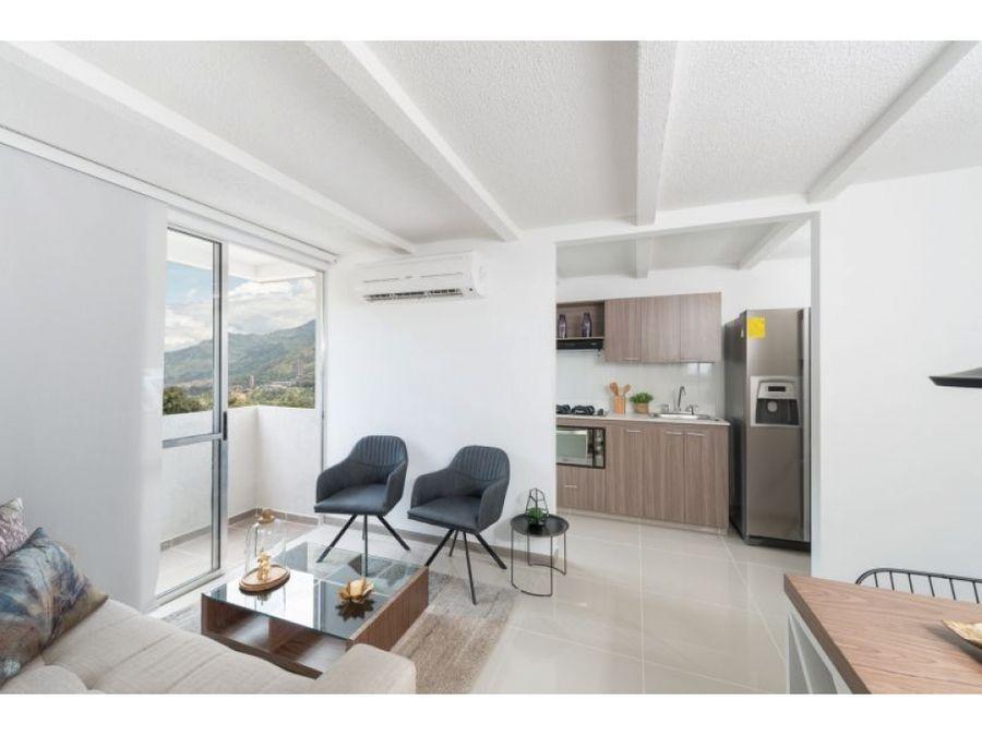 apartamento en venta en bello santa ana unidad puerto paraiso
