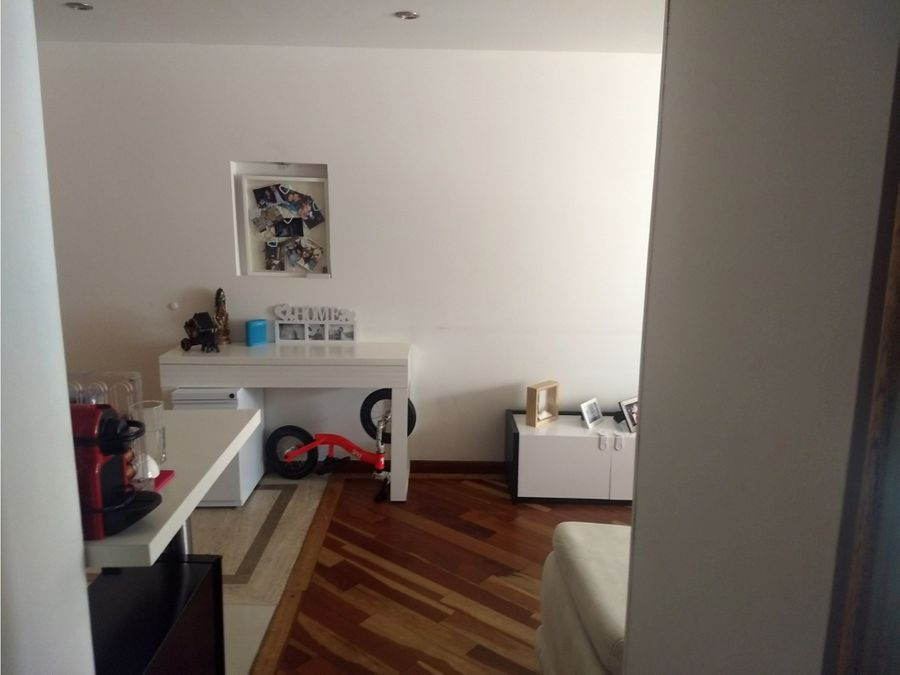 apartamento en venta bogota sta barbara occ 54m2 355mm