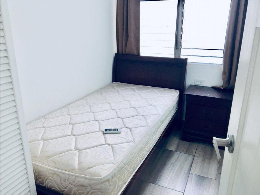 apartamento full amoblado en obarrio panama