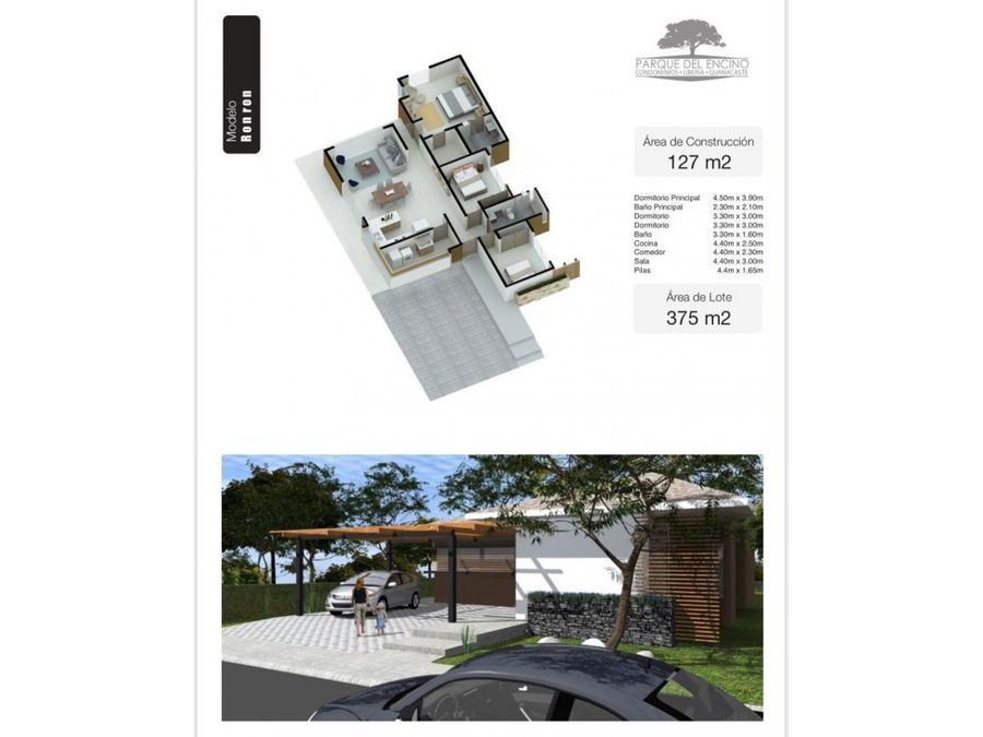 casa nueva en condominio liberia guancaste