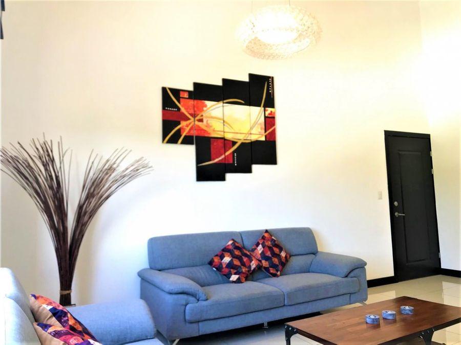 apartamento en alquiler la guacima alajuela