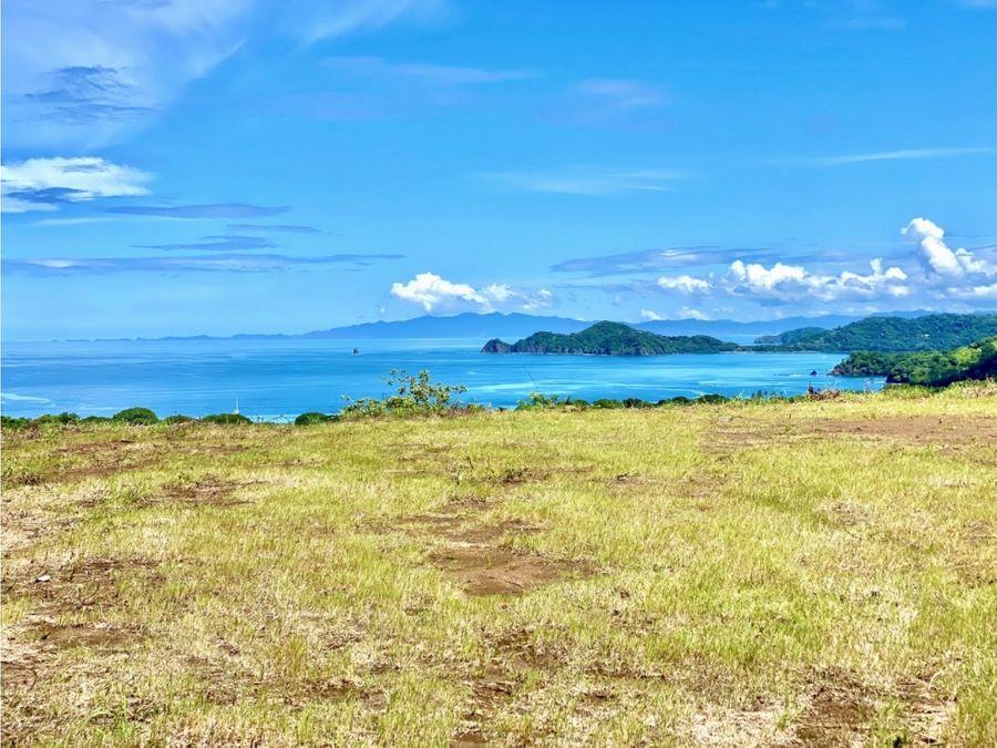 lote en mar vista playa hermosa guanacaste