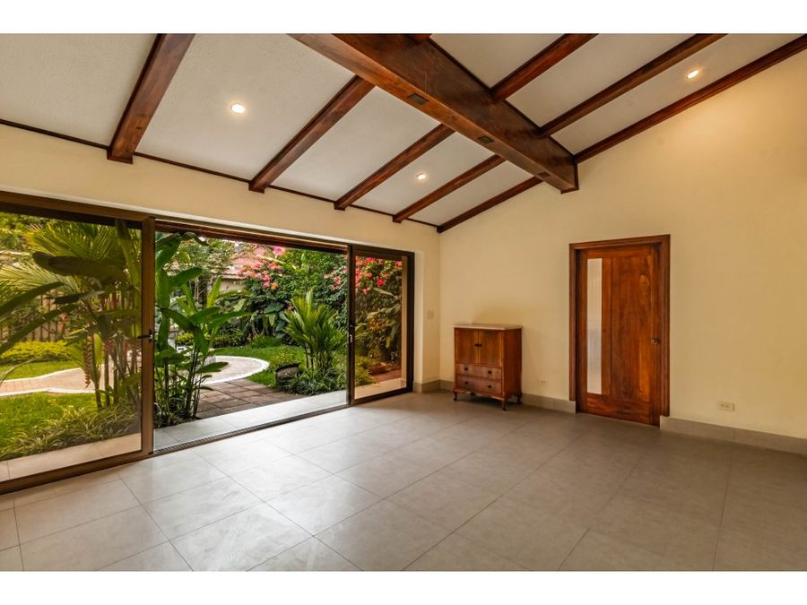 casa elegante bosques cariari