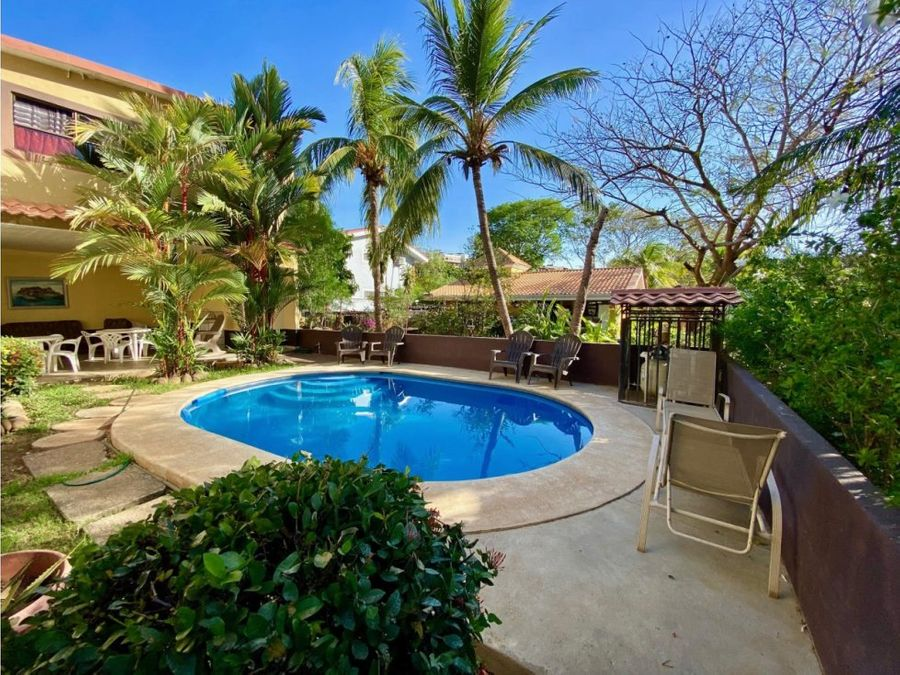 complejo de apartamentos en playas del coco