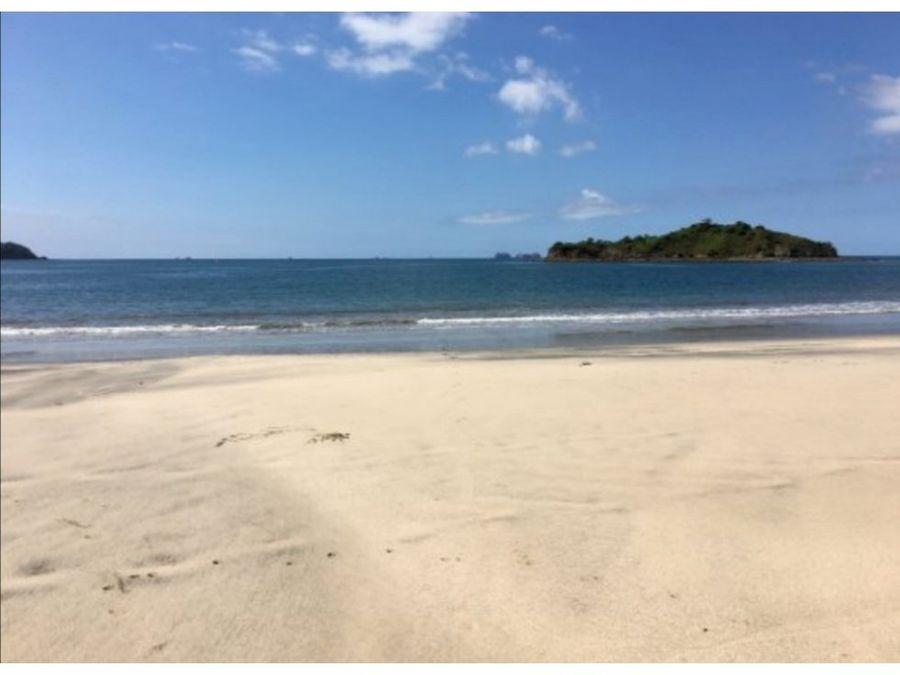 propiedad de playa en playa potrero guanacaste