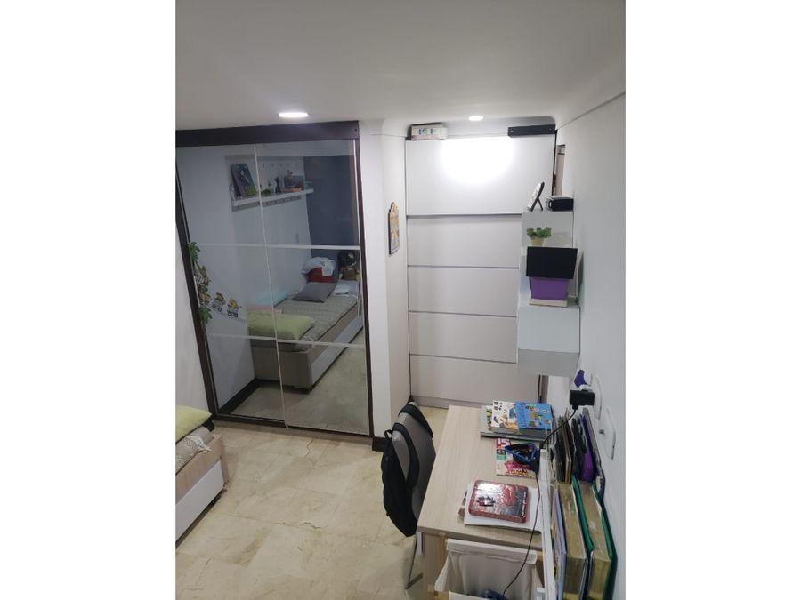 apartamento en poblado vizcaya para la venta