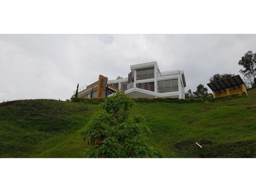 casa campestre en venta el penol antioquia