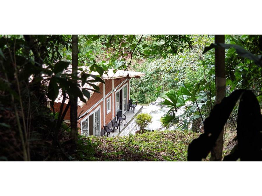 casa de recreo reserva del rio claro antioquia