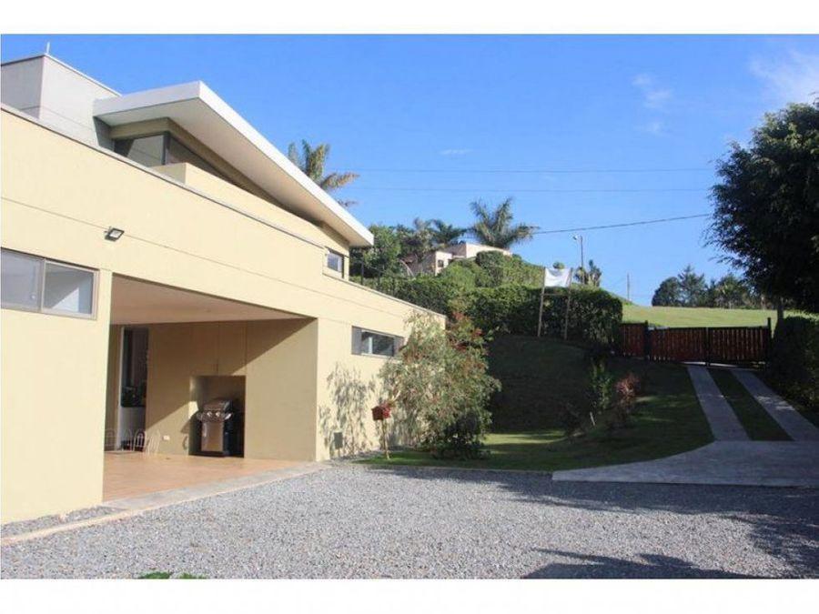casa venta villas de llanogrande rionegro