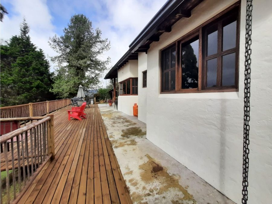 venta casa finca rionegro