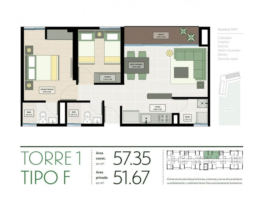 apartamento nuevo en venta barro blanco rionegro