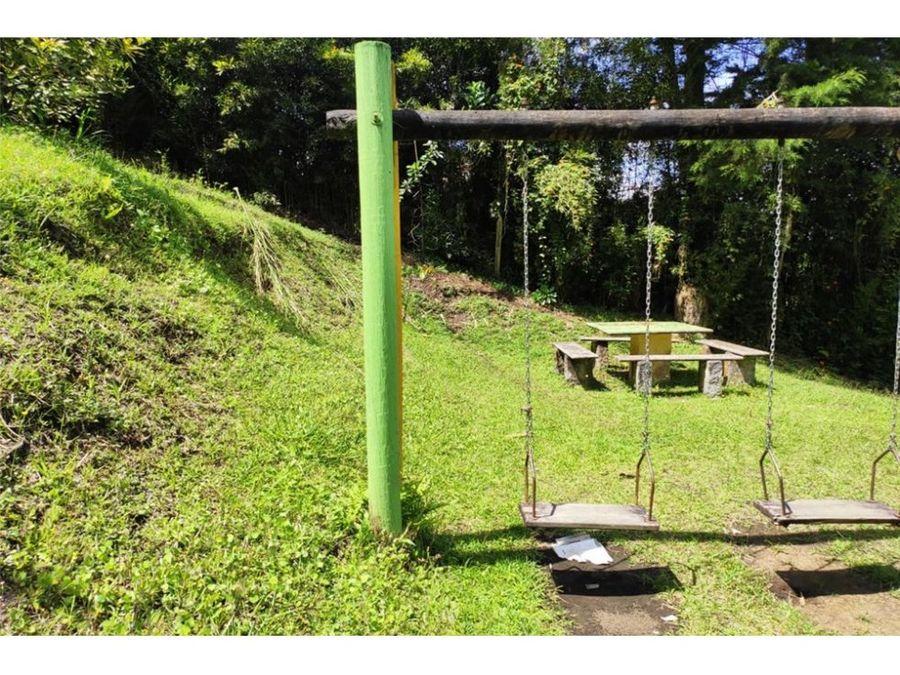 finca recreativa en venta alto de vallejo rionegro