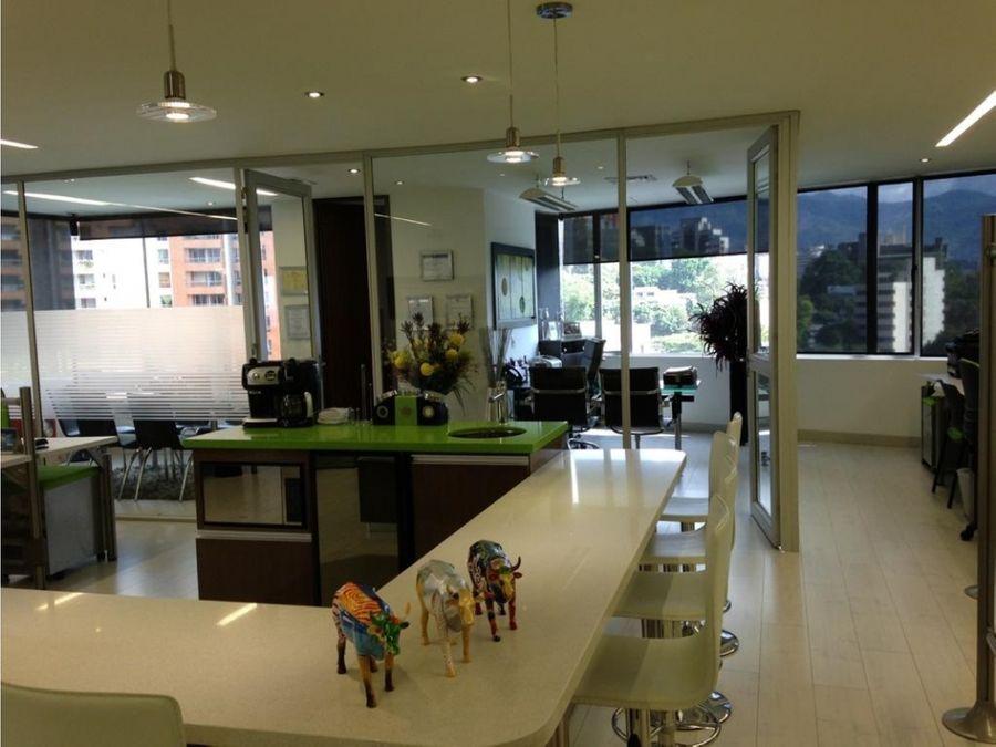 oficina en venta edifico block poblado