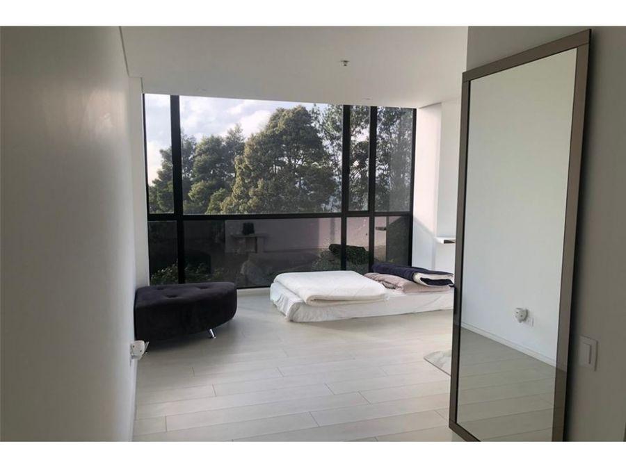 apartamento en venta alto de palmas envigado