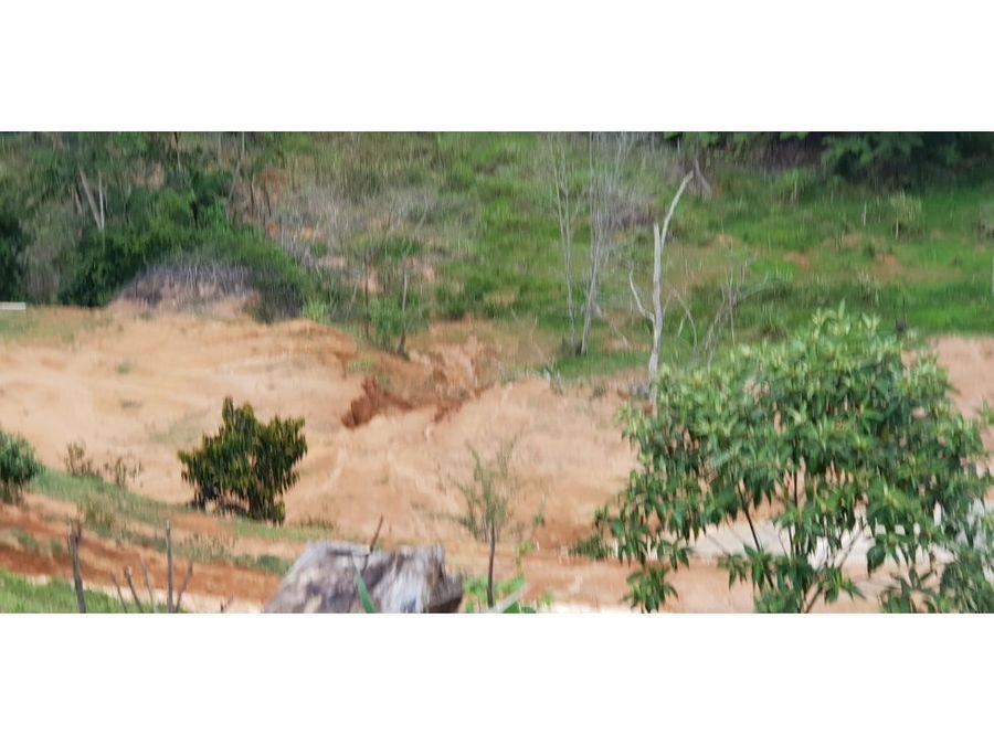 lote 20 porce antioquia conjunto cerrado reservas del bosque