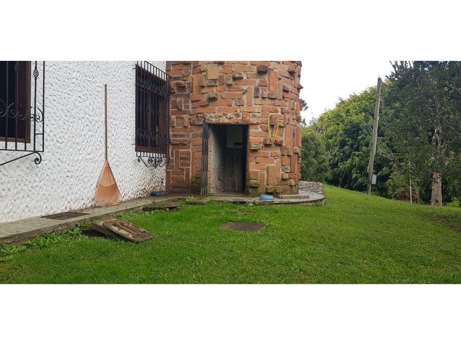 casa campestre en venta cabeceras rionegro antioquia