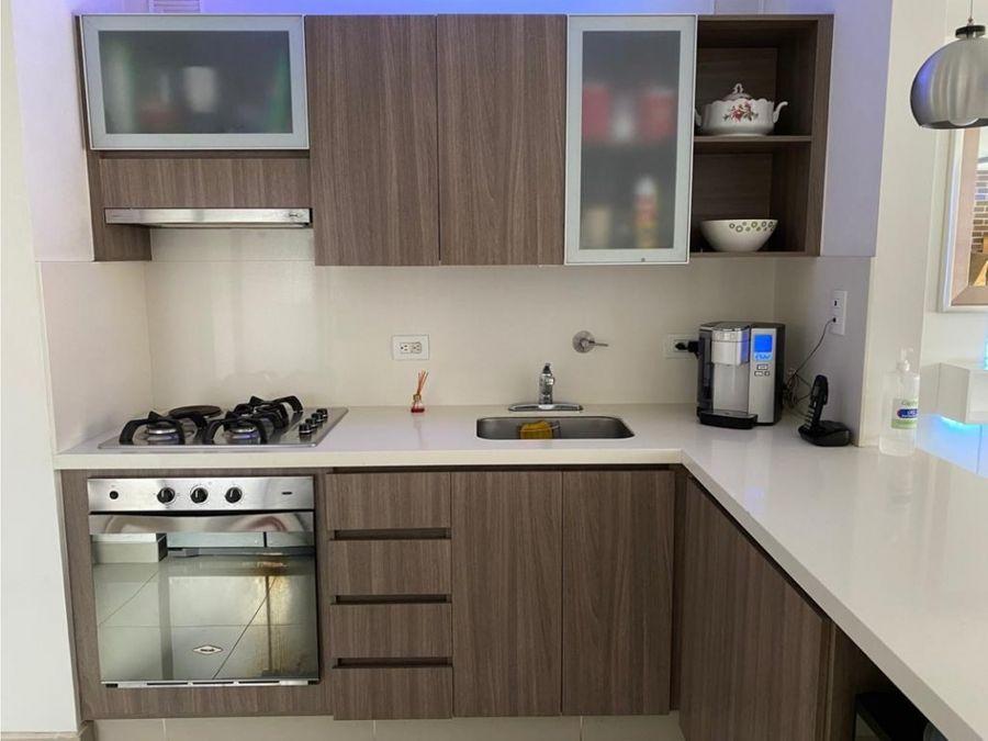 apartamento en venta en ciudad del rio medellin