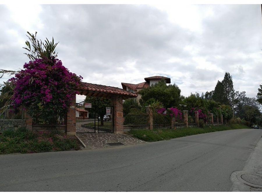 venta casa urb gualanday rionegro antioquia