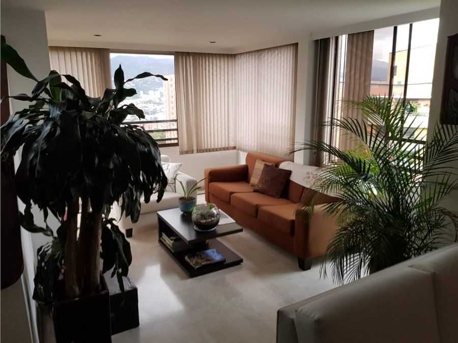 apartamento en venta en el poblado san lucas