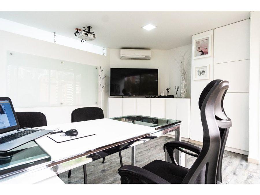 oficina en venta el poblado medellin