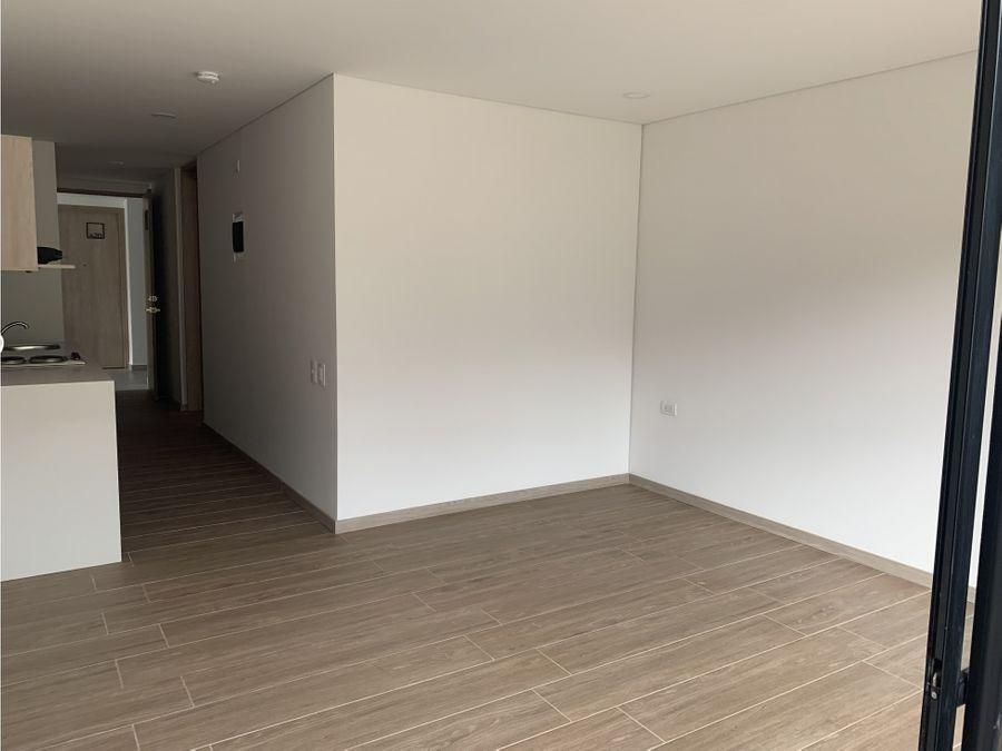 apartamento nuevo en arriendo loma el escobero envigado