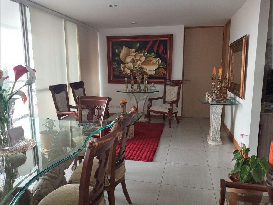 apartamento en venta la loma del esmeraldal env