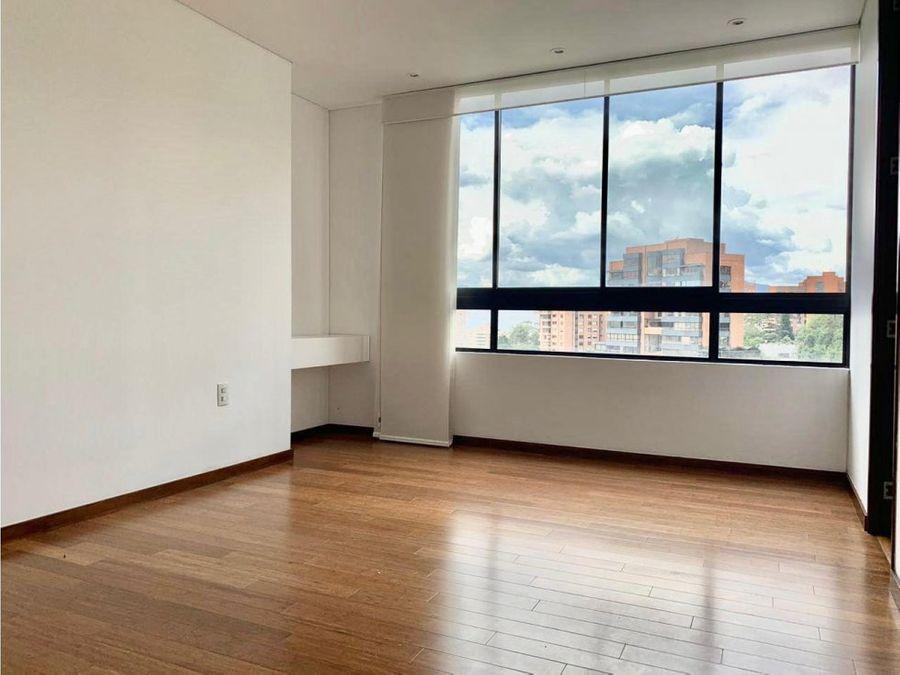 apartamento en venta transversal inferior poblado