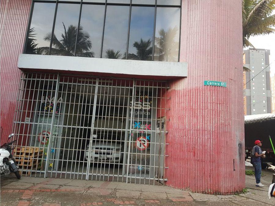bodega en venta medellin sector el chagualo