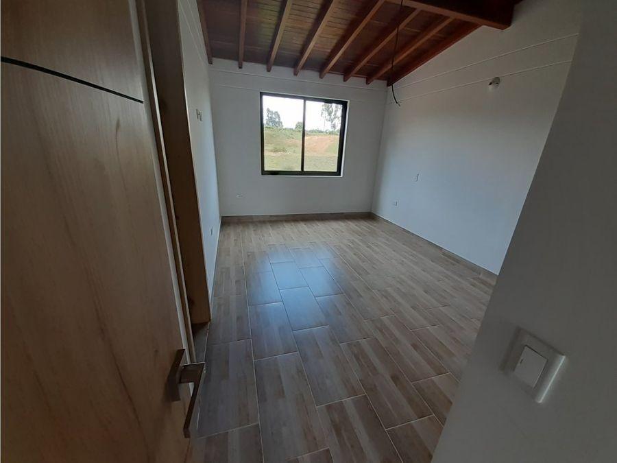 casa en venta el porvenir rionegro