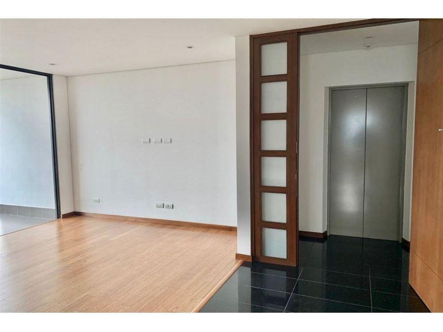 apartamento en venta transversal inferior poblado medellin