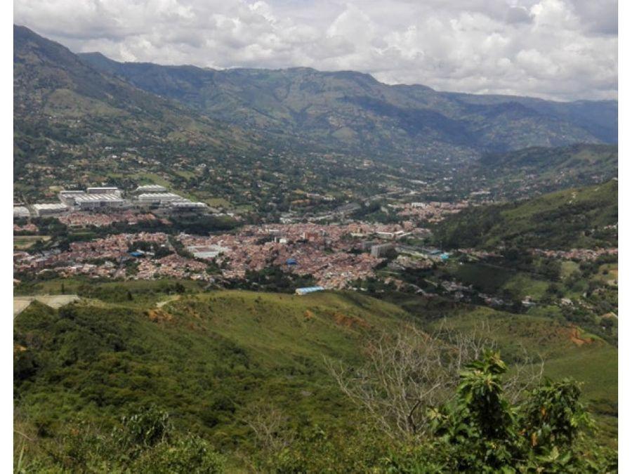 lote en venta vereda el penolcito copacabana