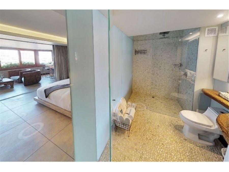 suite en the charlee hotel en venta poblado