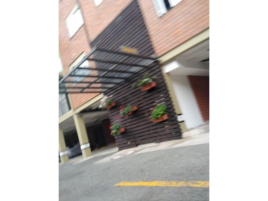 venta apartamento en el poblado por el mall la visitacion